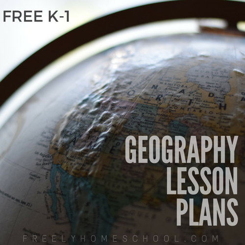 Around The World In 28 Weeks Free Geography Lesson Plans